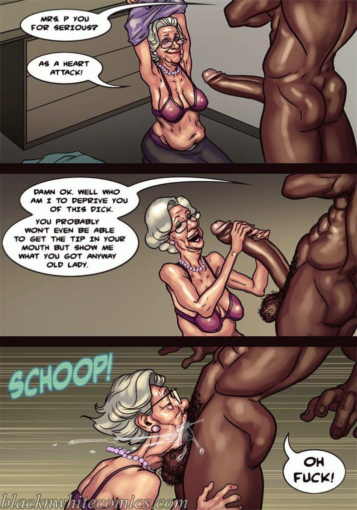 Cartoon grandma sex Cartoon Porn