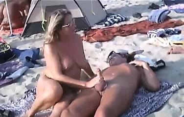 Am strand sex www Fick am